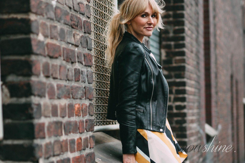 Outfit für den Osterbrunch - ü40 Modeblog