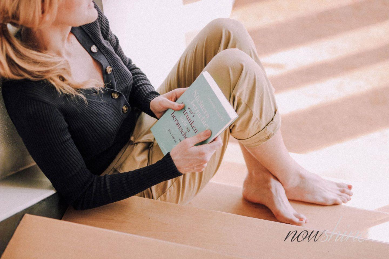 Susanne Kaloff - Nüchtern betrachtet war's betrunken nicht so berauschend - Nowshine Lifestyle Blog ue40