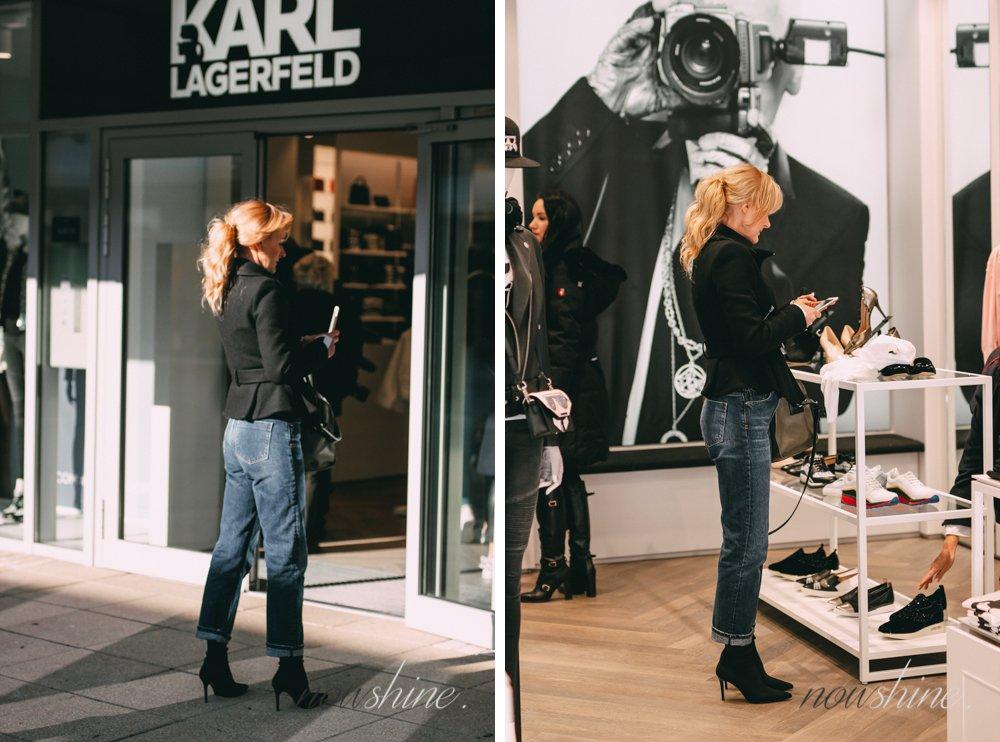 Shopping im Zweibrücken Fashion Outlet - ü40 Modeblog nowshine- Erfahrungen Outletshopping