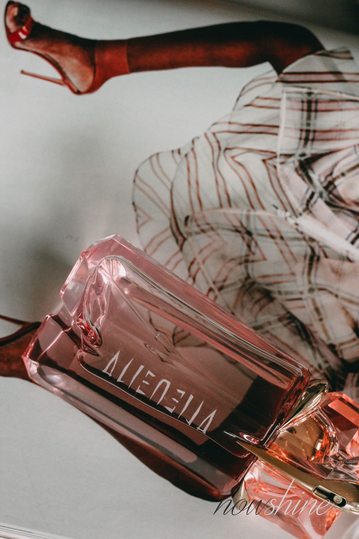 Alien Flora Futura Lieblingsduft Review - Nowshine Beauty Lifestyle Blog über 40
