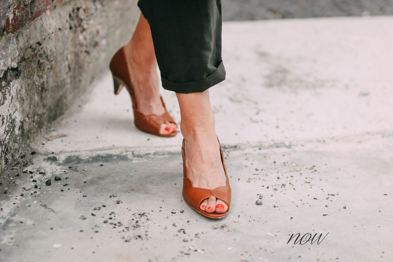 Sézane französischer Stil Onlineshop Erfahrungen - Retouren -Nowshine ü40 Fashion Blog