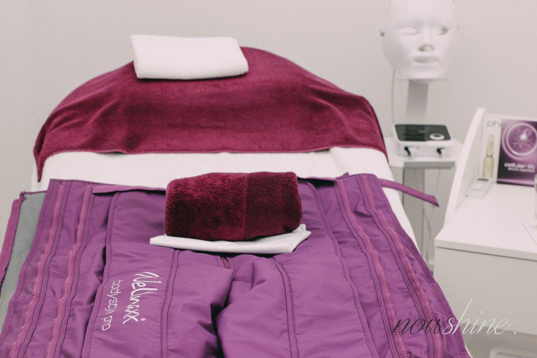 WELLMAXX bodystyle Pro-lymphaktivierende-massage-koerperstraffung-gutschein-sunpoint - nowshine ü40 blog