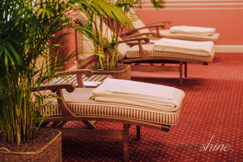 Luxuriöser Kurzurlaub im Relax- und Wellness Hotel Gräflicher Park Bad Uriburg - Ayurveda Massagen und Kuren