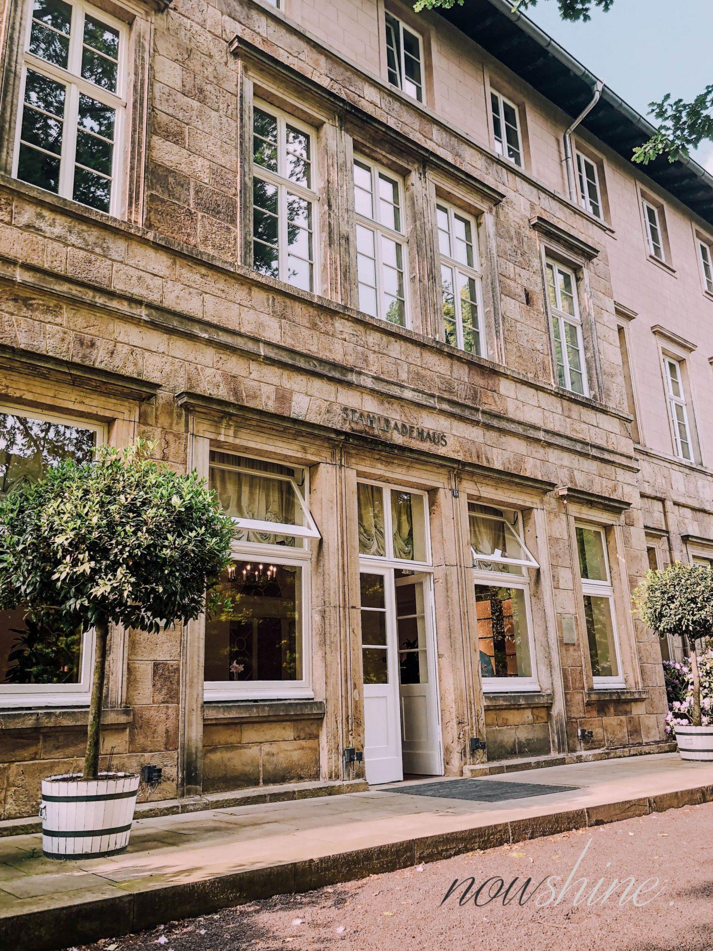 Luxuriöser Kurzurlaub im Relax- und Wellness Hotel Gräflicher Park Bad Uriburg - Ayurveda Haus - Nowshine ü 40 Reiseblog