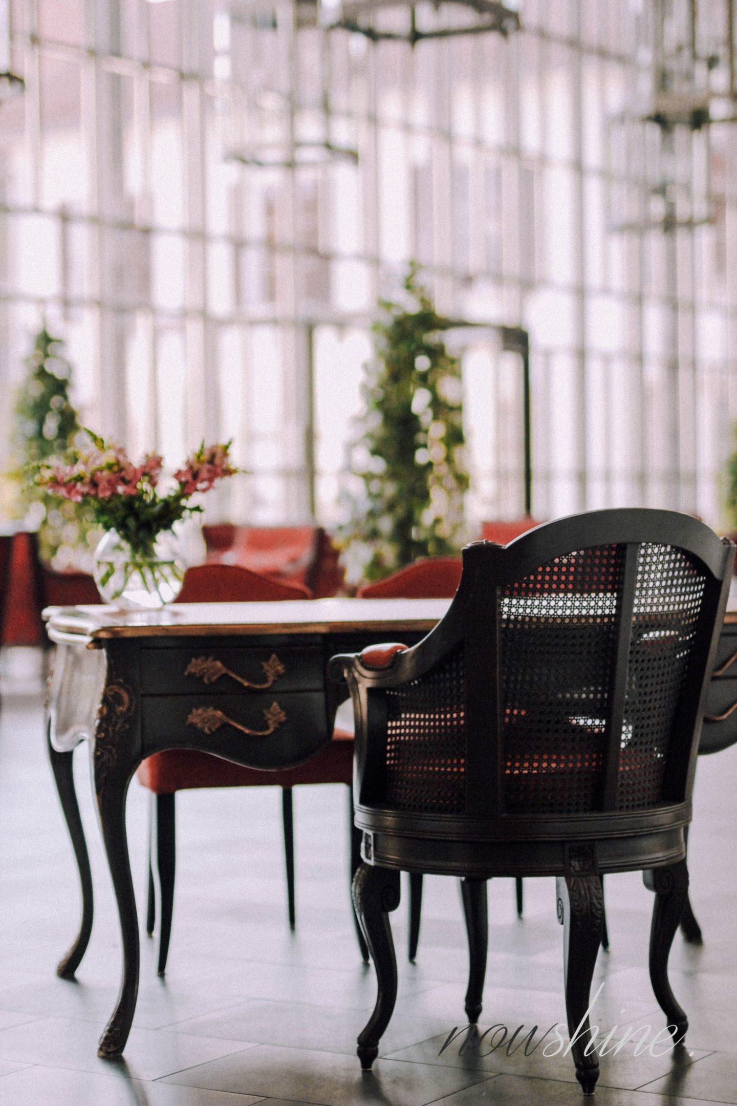 Luxuriöser Kurzurlaub im Relax- und Wellness Hotel Gräflicher Park Bad Driburg - Orangerie - Nowshine ü40 Reiseblog
