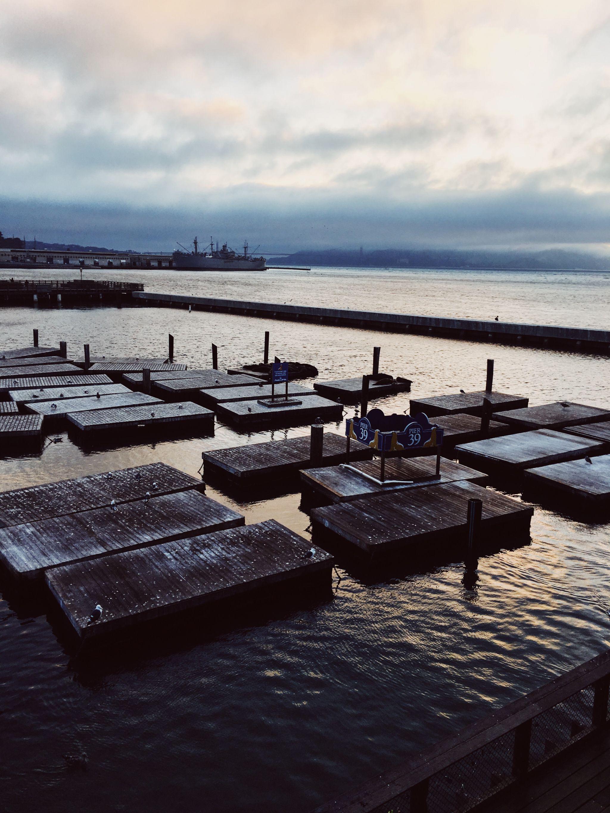 Die Marina/ Chestnut Street Gegend in San Francisco - Nowshine ü40 Reiseblog - Pier 39