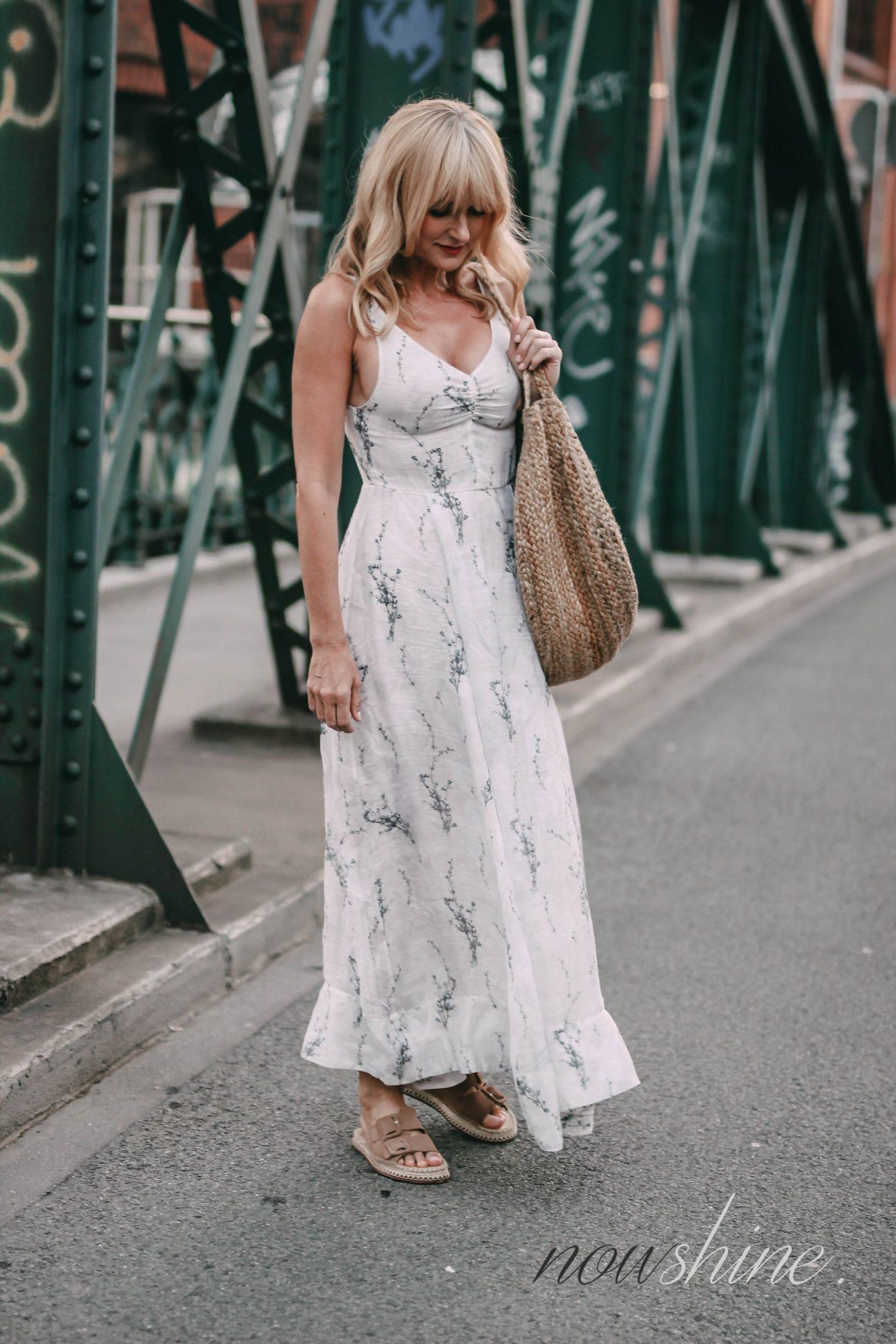 Conscious Exclusive - mein liebstes Kleid ist von H&M -Nowshine Mode ab 40