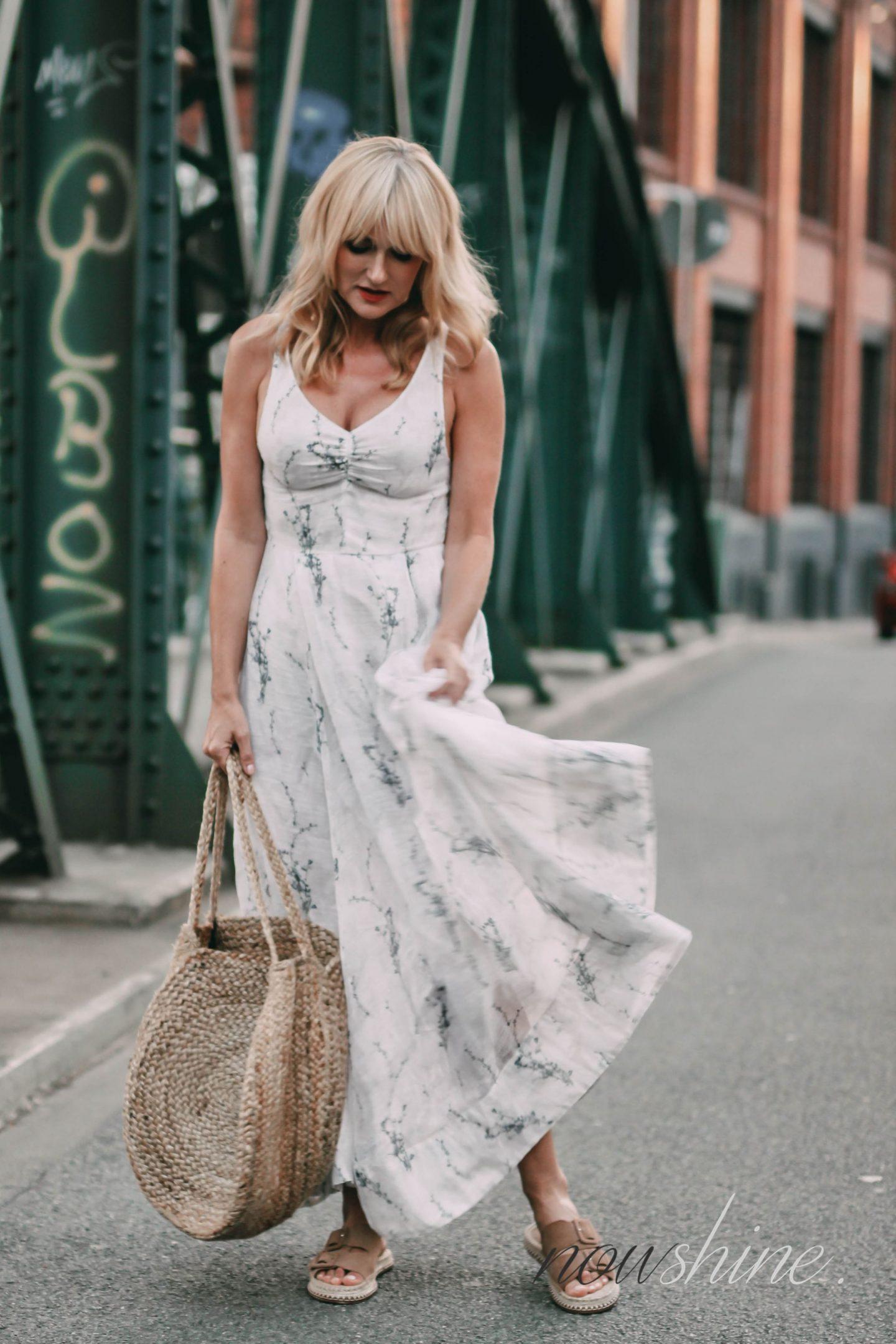 Conscious Exclusive 2018 Kleid von H&M - Nowshine Mode ab 40