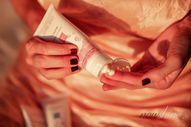 Trockene Haut nach dem Urlaub - Creme für Gesicht und Körper mit Ziegenbutter von Kurland
