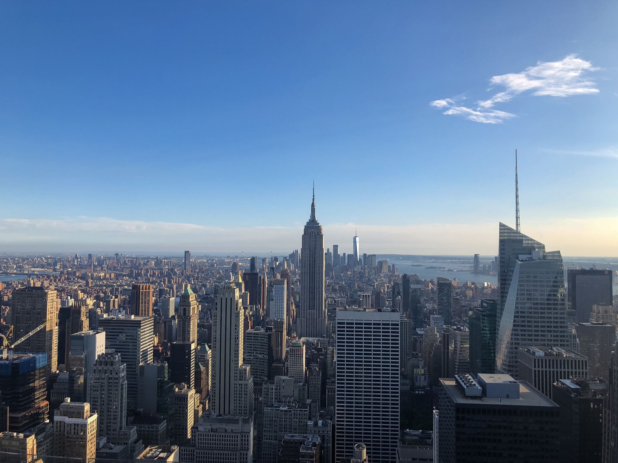 4 Tage in New York City - Top of the Rock - Nowshine Reiseblog