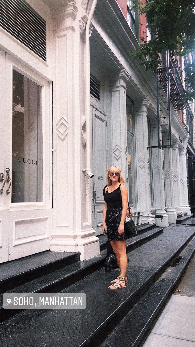 4 Tage in New York City - SoHo Gucci Store - Nowshine Reiseblog ü 40