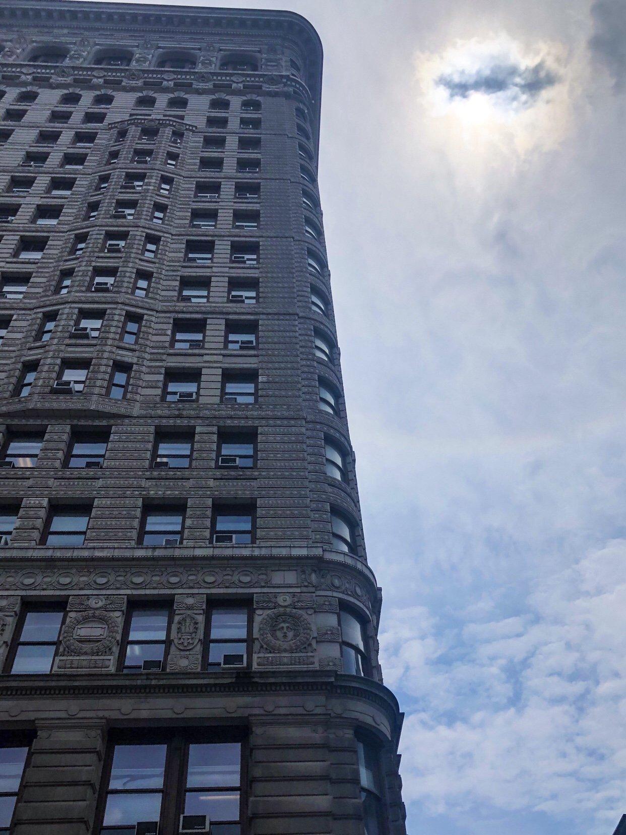 4 Tage in New York City -Flat Iron Building - Nowshine Reiseblog ü 40