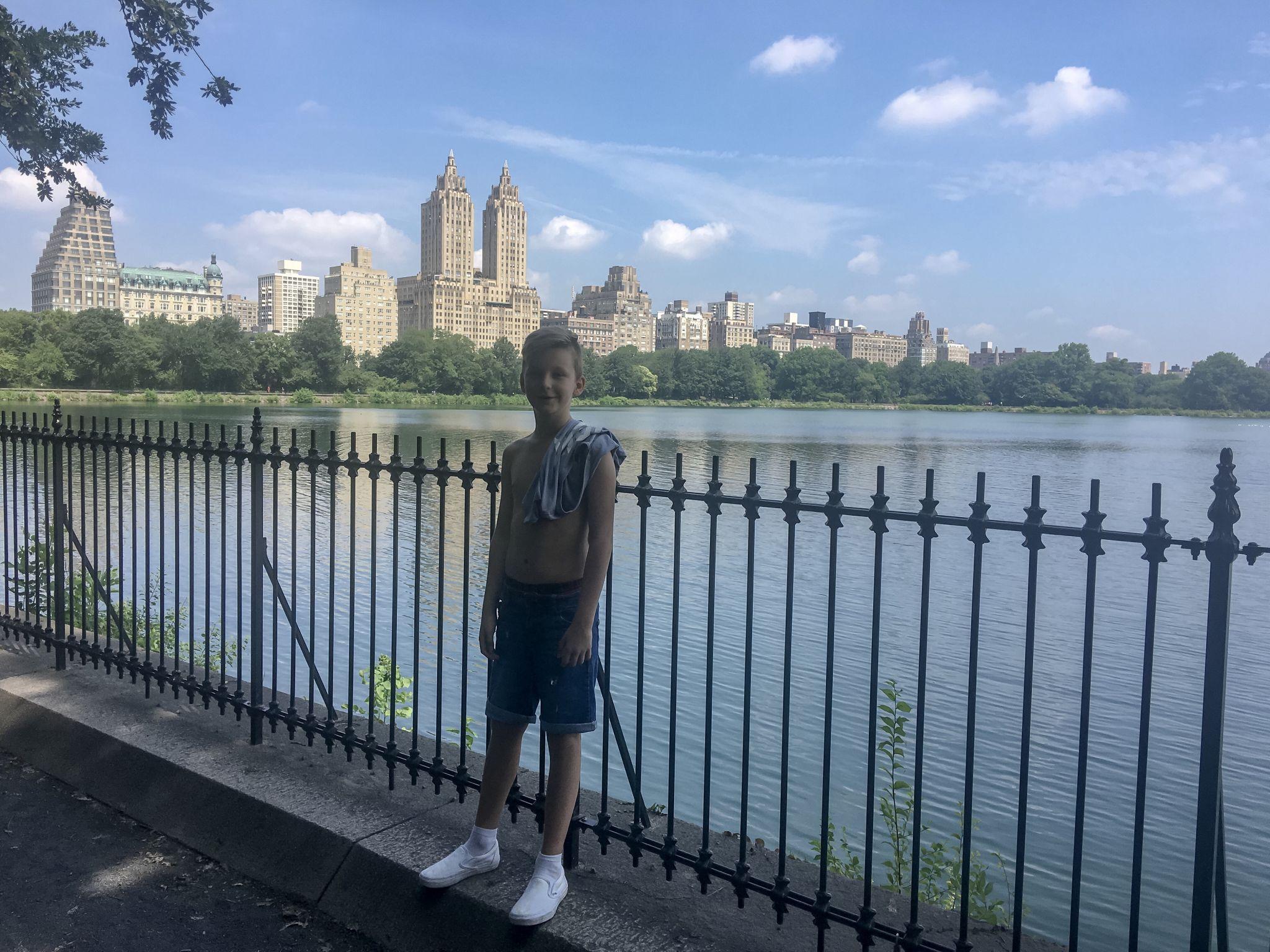 4 Tage in New York City - vJoggen um das Onassis Reservoir - Nowshine Reiseblog ü 40