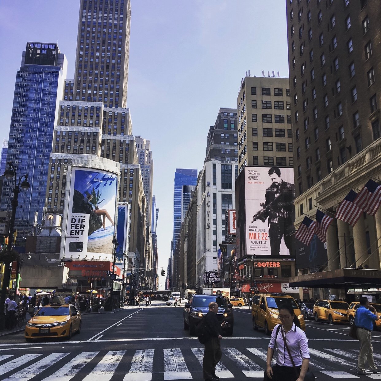 4 Tage in New York City - Penn Station - Nowshine Reiseblog ü 40