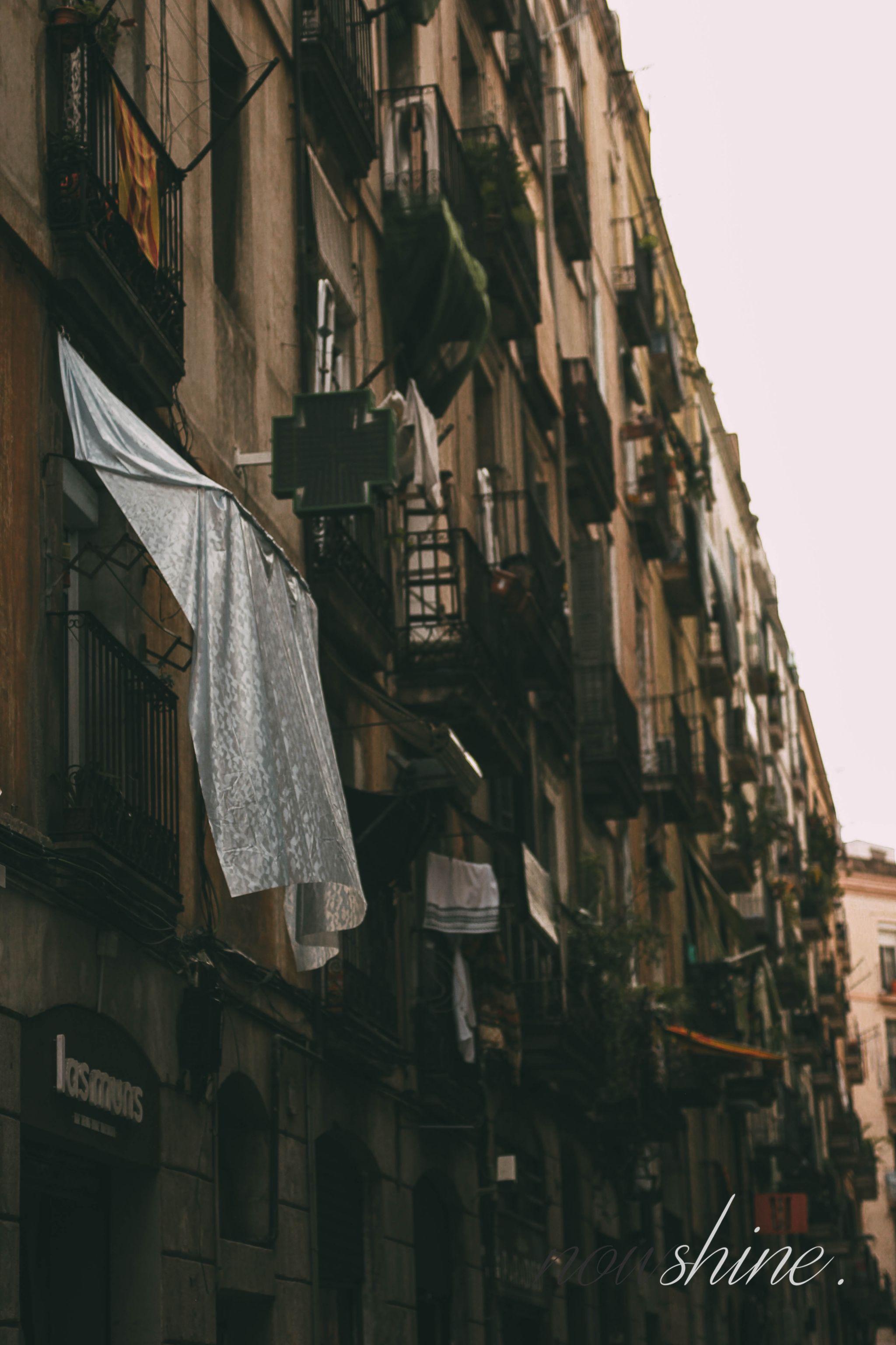 Kurztrip nach Barcelona - Nowshine Reisetipps - Altstadt