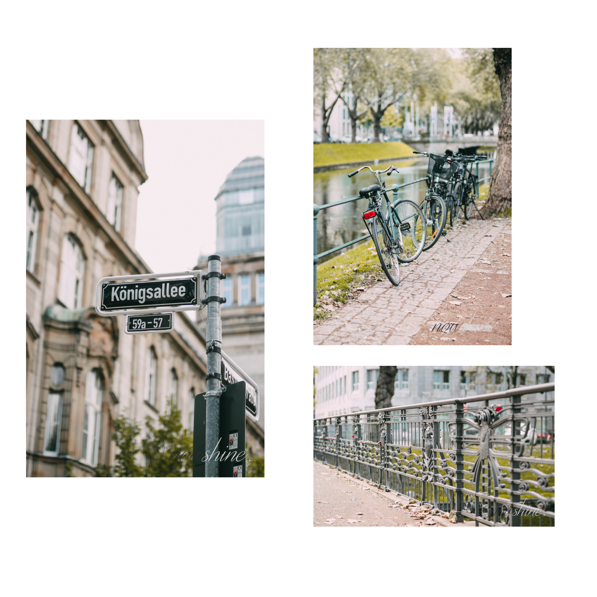 Defense Line von Paula´s Choice - Nowshine Beauty ü40 - my life, my city, my skin Kampagne - Königsallee Düsseldorf