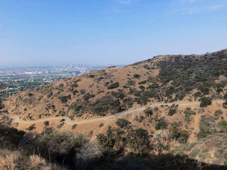Los Angeles Tipps und Empfehlungen - Runyon Canyon - Reiseblog ü 40