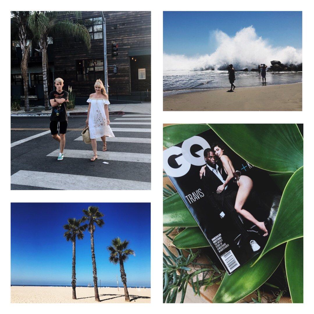 Los Angeles Tipps und Empfehlungen - Venice Beach - Melrose Avenue - Reiseblog ü 40