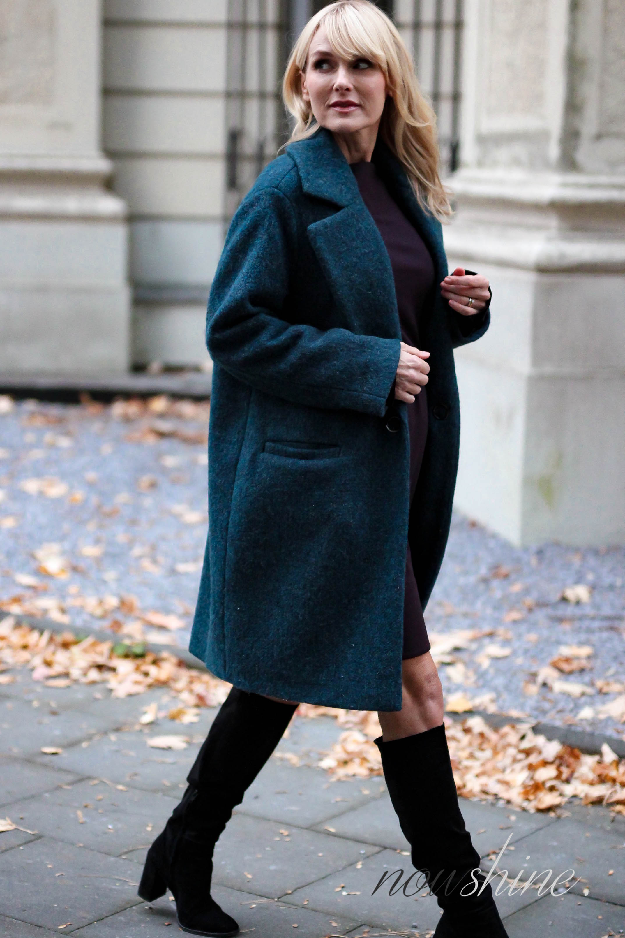 Blazermantel im Oversized-Look von Bonita - Capsule Wardrobe Wintermantel