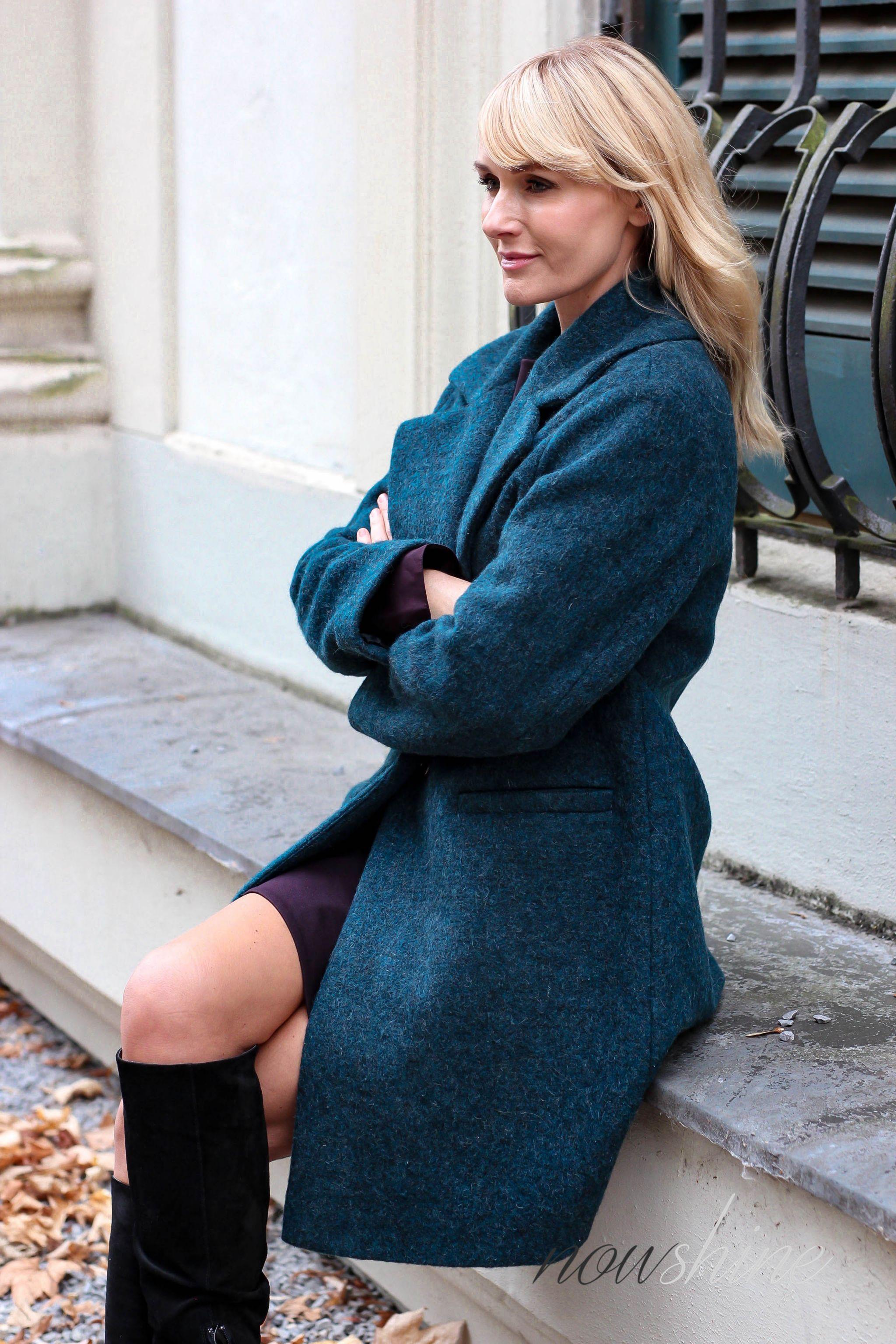 Blazermantel im Oversized-Look von Bonita - Capsule Wardrobe Mantel Beispiel