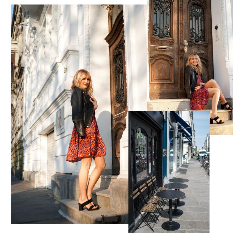 Paris Le Marais - Kleid im Frühling 2019 - WENZ Mode