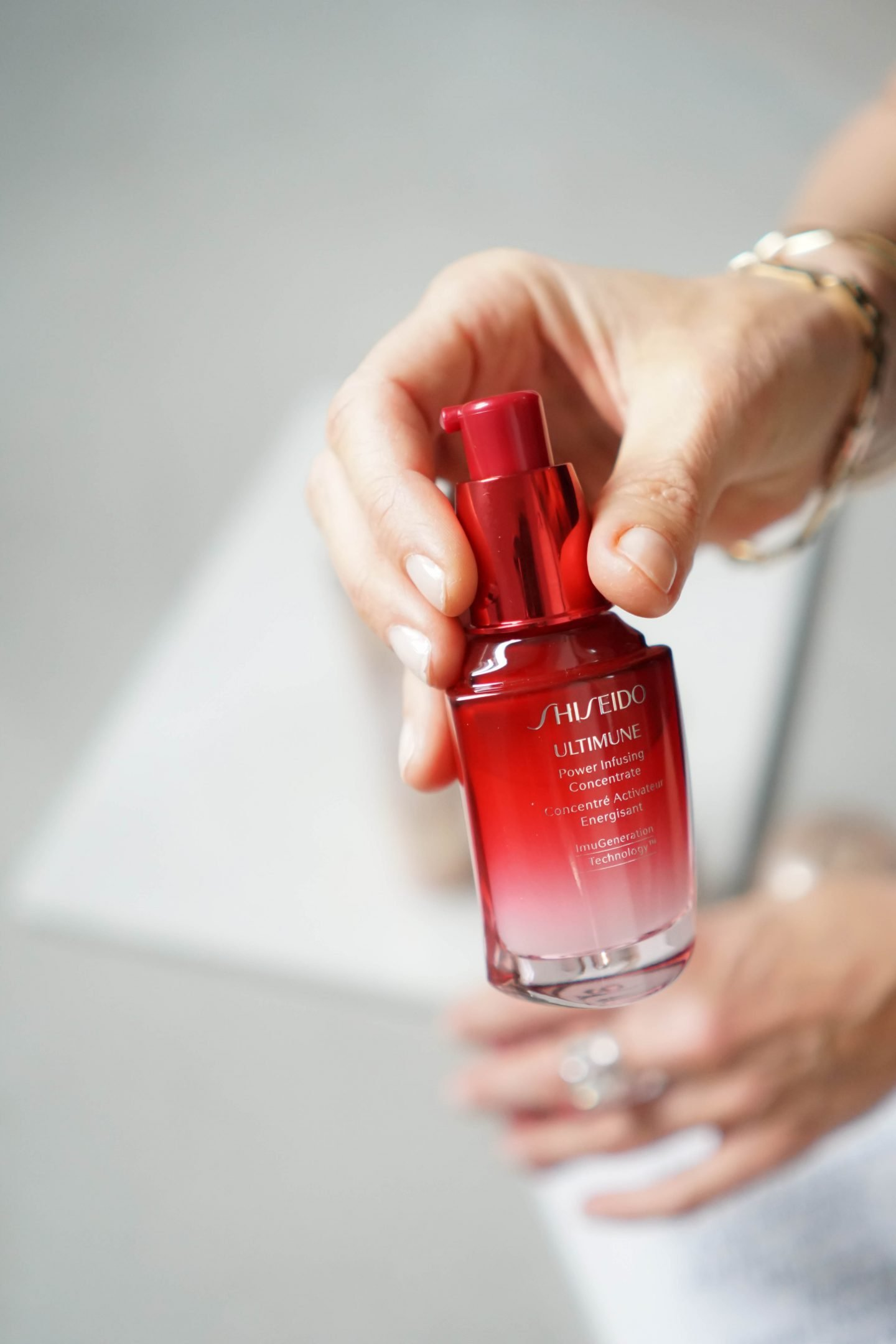 Ultimune Power Infusing Concentrate Review - Nowshine Beauty Blog ü40
