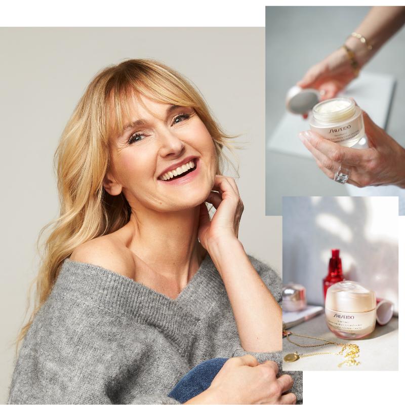 Shiseido Wrinkle Smoothing Cream Enriched - Nowshine Beauty Blog ü40