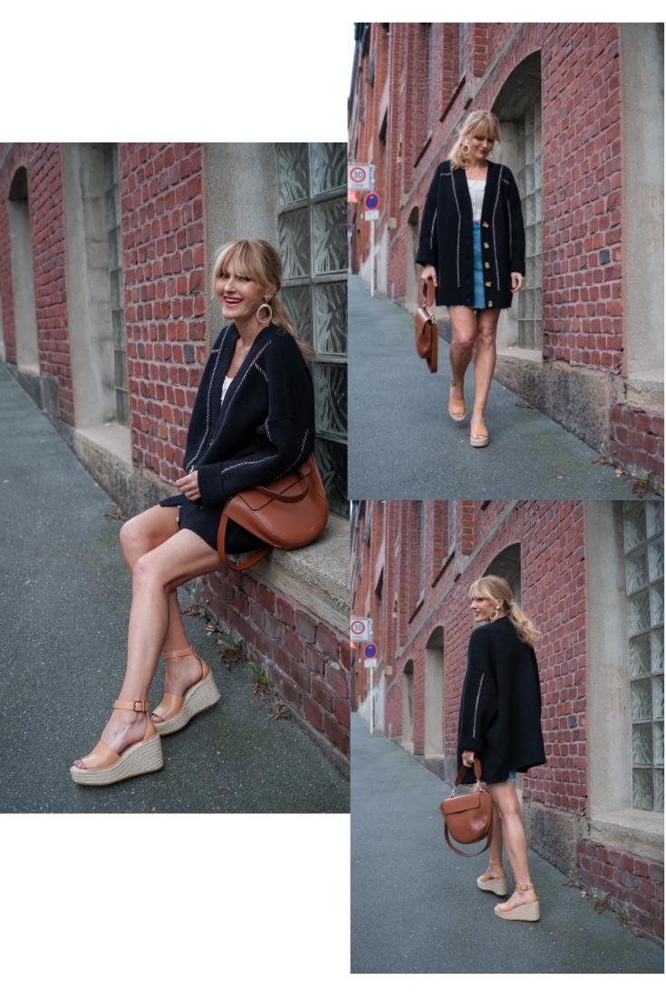 Ü 40 Mode Blog Nowshine - Mode Inspiration für Frauen über 30 und 40 - Outfit des Tages