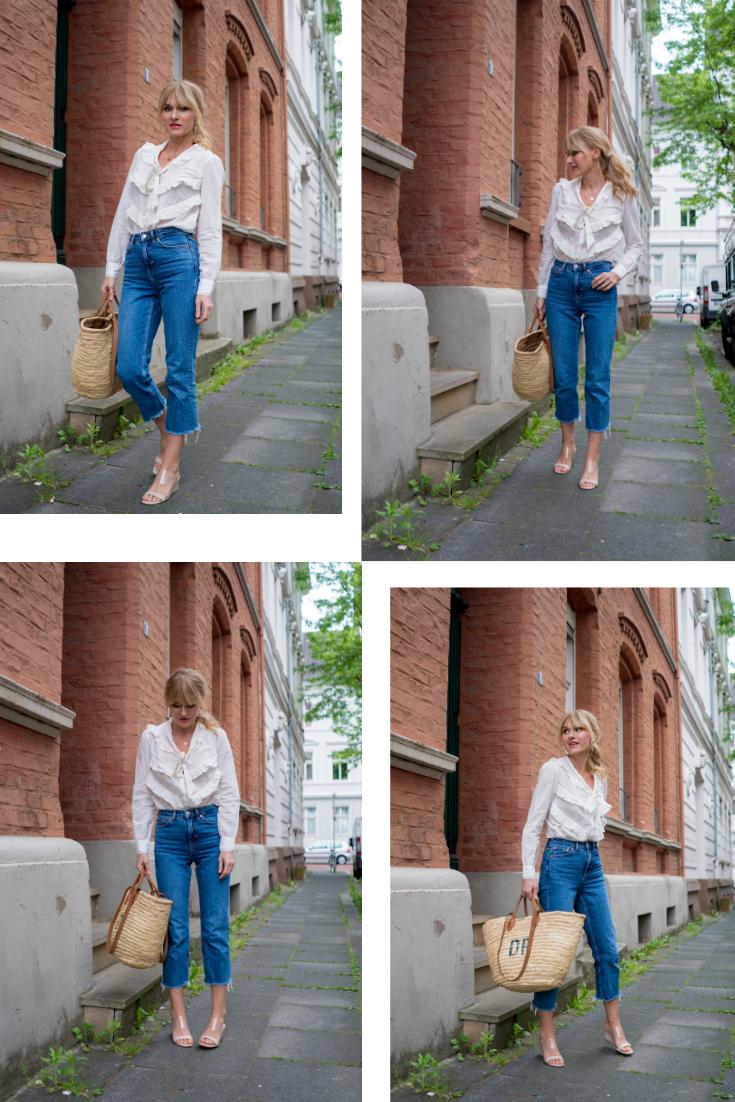 Fashion Blog Nowshine - Ü 40 Blog - Mode Inspiration für Frauen über 30 und 40 - Outfit des Tages
