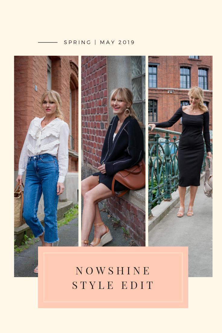 Mode Blog Nowshine - Ü 40 Blog - Mode Inspiration für Frauen über 30 und 40