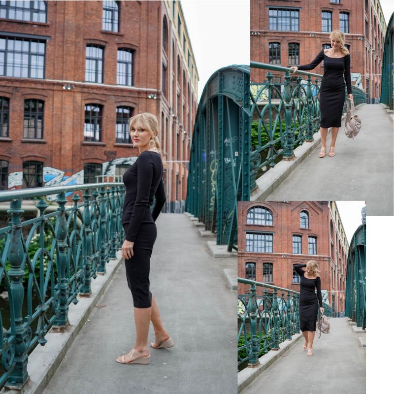 Mode Blog Nowshine - Ü 40 Blog - Mode Inspiration für Frauen über 30 und 40 - Outfit des Tages