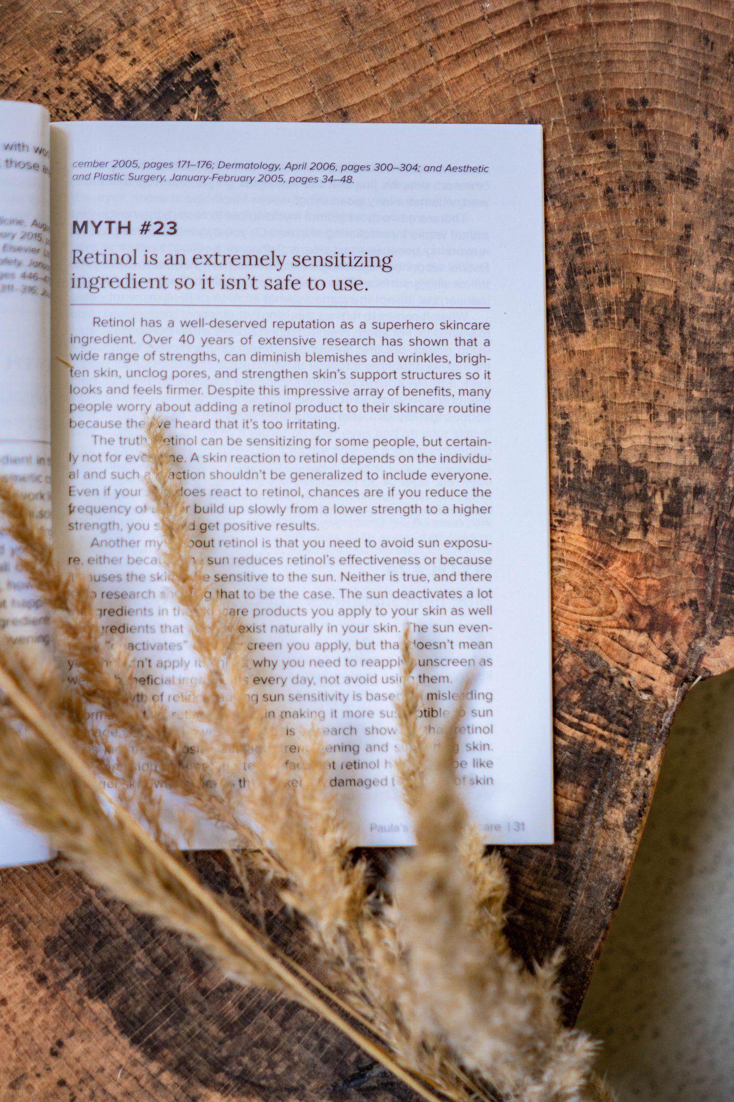 Truth in Beauty Booklet, Beauty Mythen