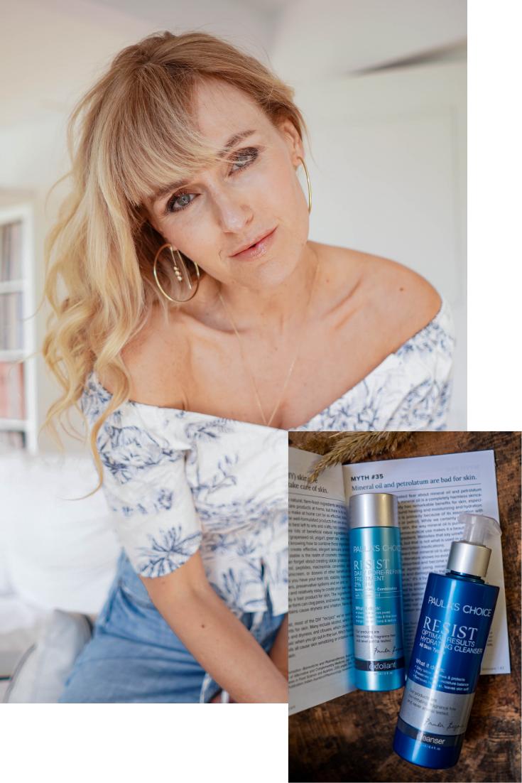 Paulas Choice Erfahrungen, RESIST Optimal Results Hydrating Cleanser, RESIST Pore-Refining Treatment mit 2 % BHA, Nowshine Beauty Blog-Truth in Beauty, Pigmentflecken, Anti Aging, Falten, Paulas Choice BHA Erfahrungen