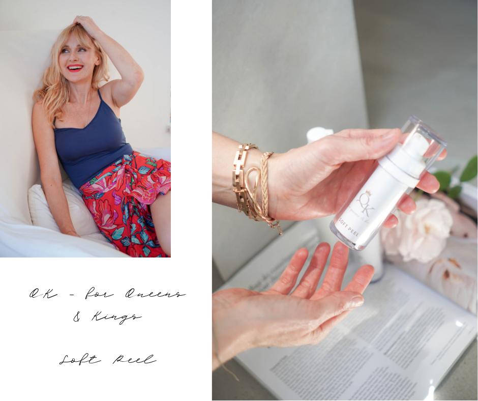 Clean & Clear Erfahrungen, Review, Inhaltsstoffe, Soft Peel, Beauty Blog über 40, Happy Aging, Pro Aging, Anti Aging