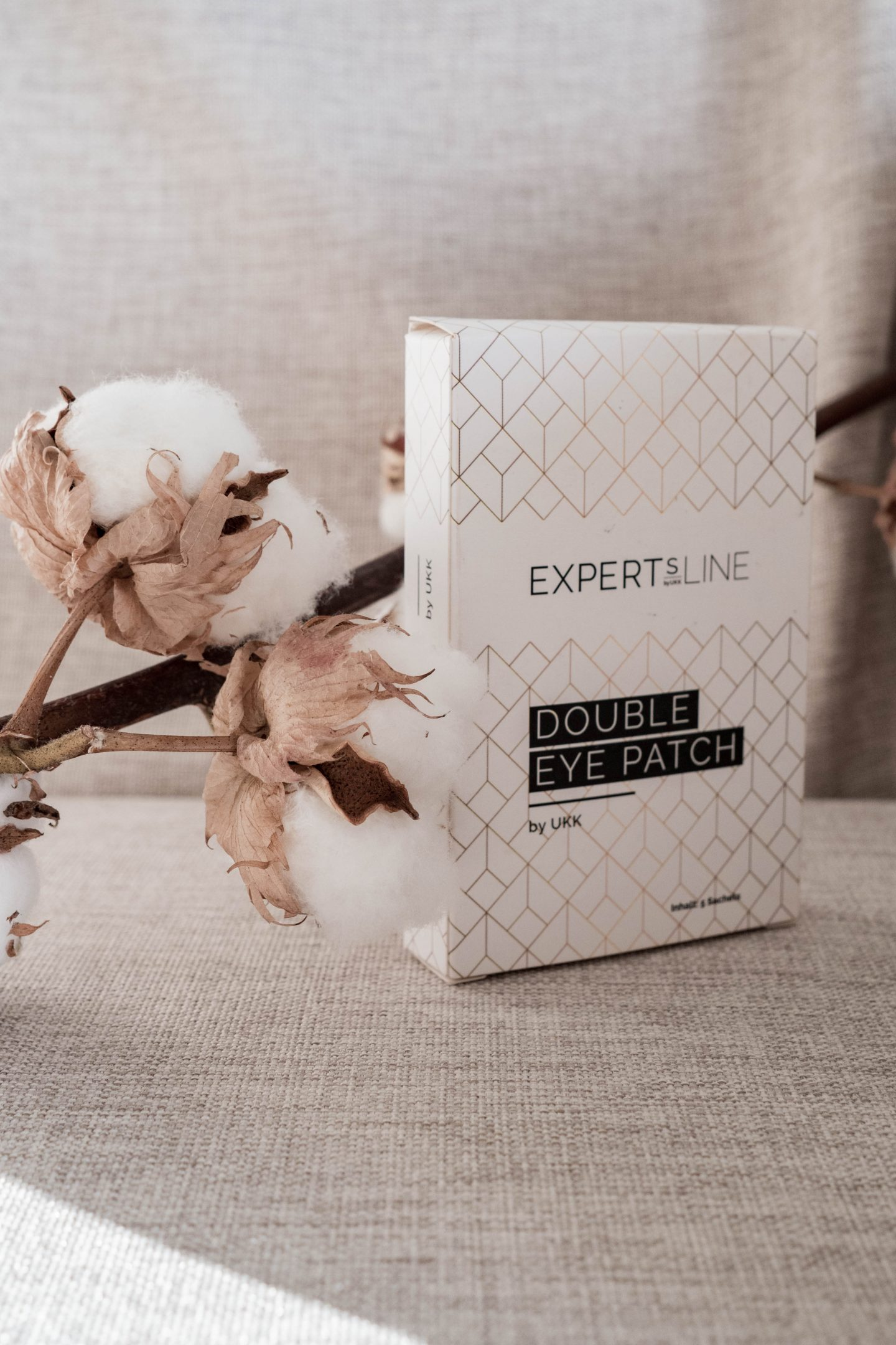 Beautyblog - ExpertsLine - Veralice - Double Eye Patch Augenmaske - beste Anti-Aging Produkte - beste Inhaltsstoffe - Hyaluron - AHA - Argireline - Beta Glucan - Nowshine