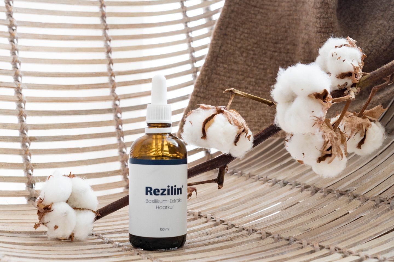 Rezilin Test - Beautyblog Nowshine - Basilikum-Extrakt Haarkur gegen Haarausfall