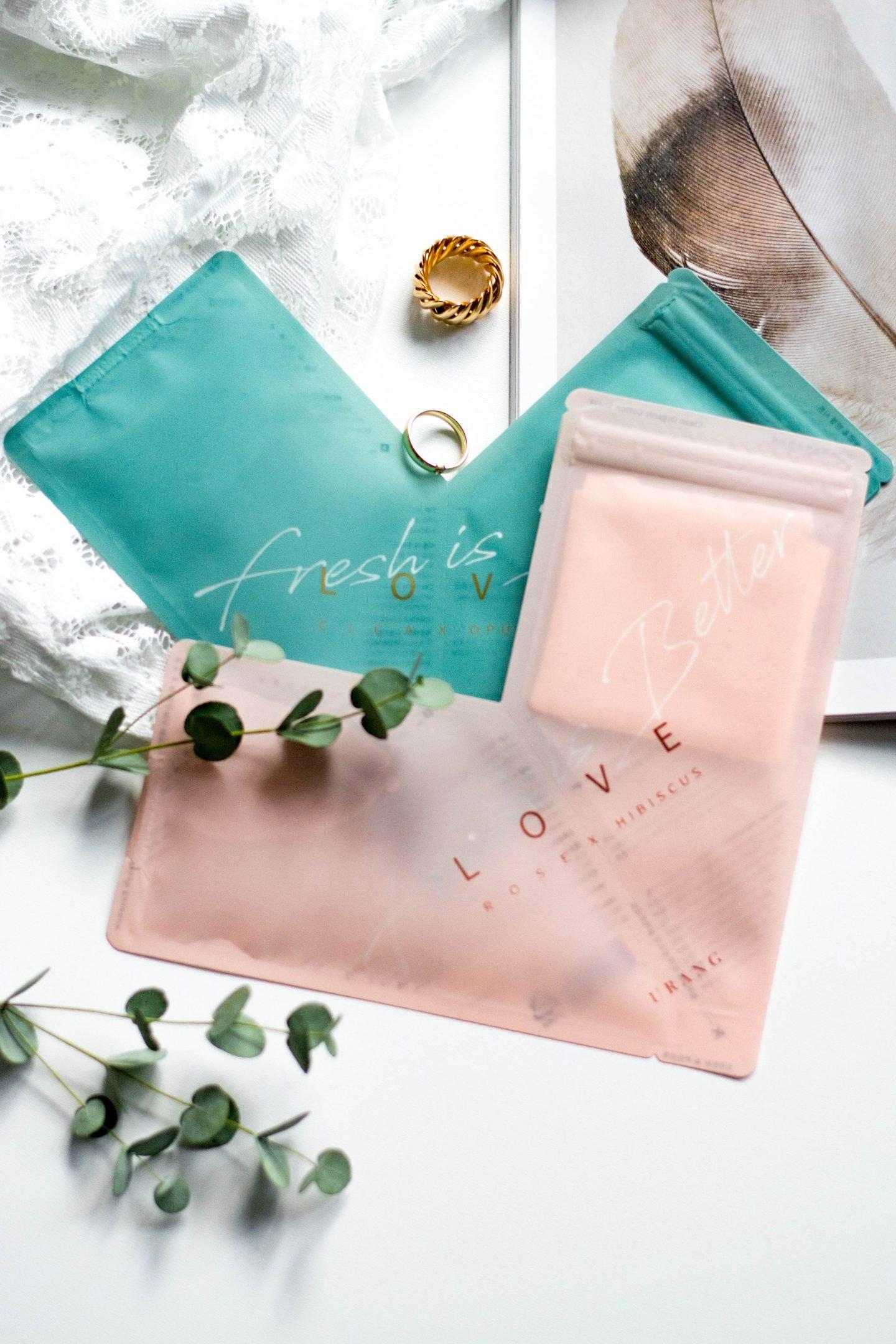 Fresh is better, Pflege, Beauty, Maske, Gesichtsmaske, ü40Blog, Winterhaut, Hautpflege empfindliche Haut, feuchtigkeisspendende Pflege, Tiefenwirkung, gepflegte Haut