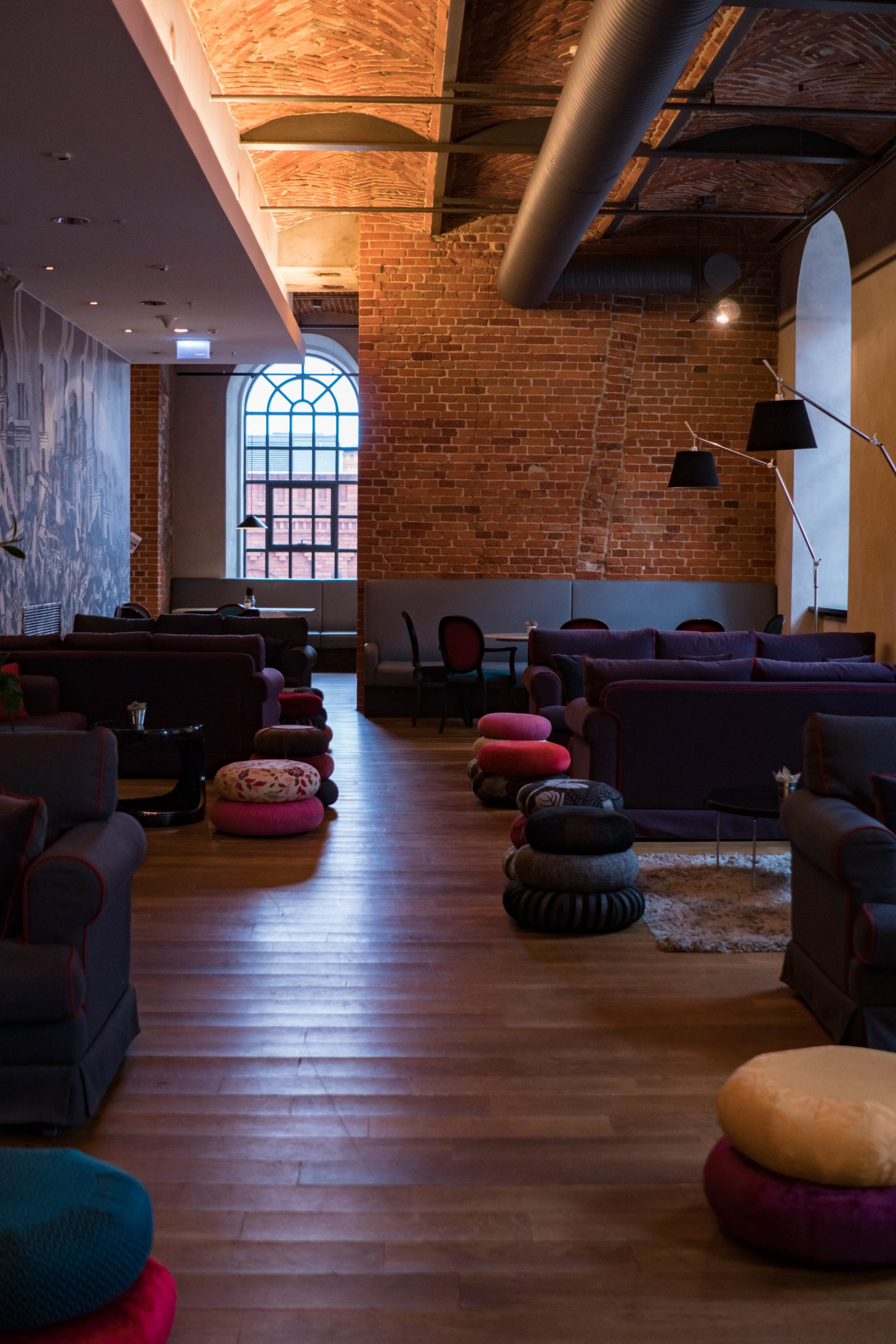 Andels Hotel Lodz-Lobby