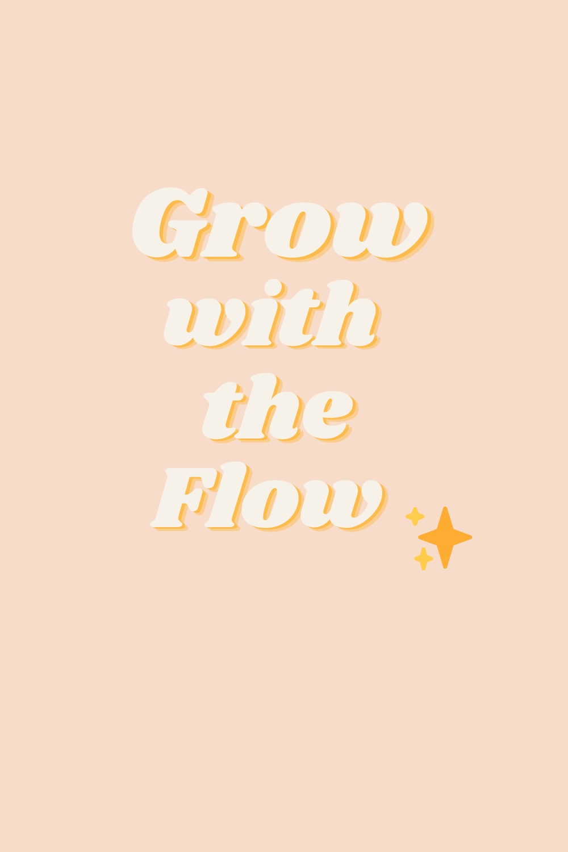Grow-with-the-Flow-Licht-Liebe-Loslassen