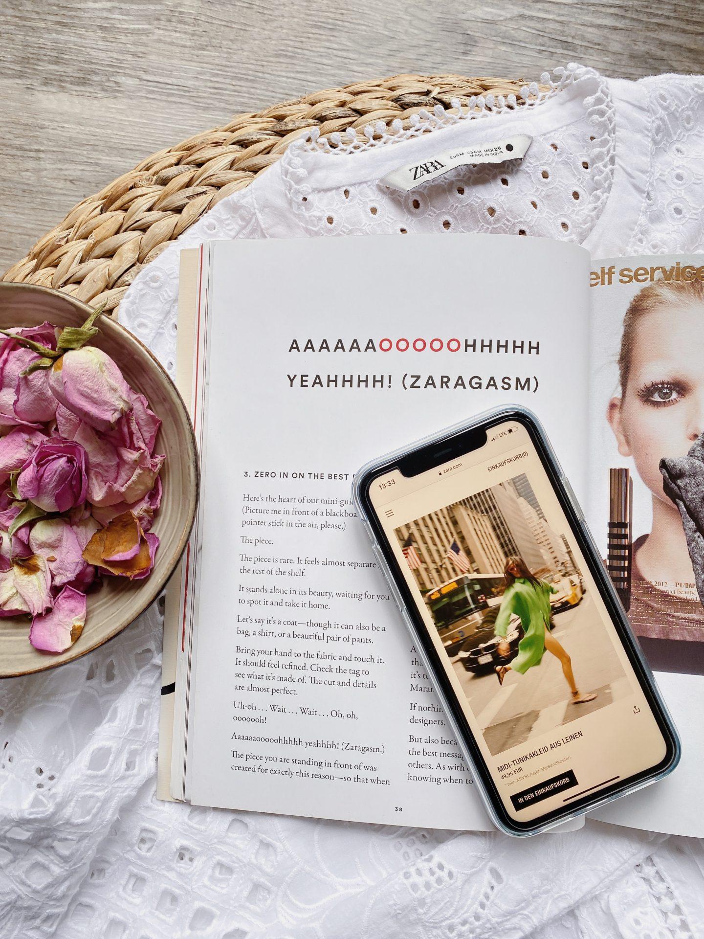 Probleme mit Rücksendung bei Zara-was tun