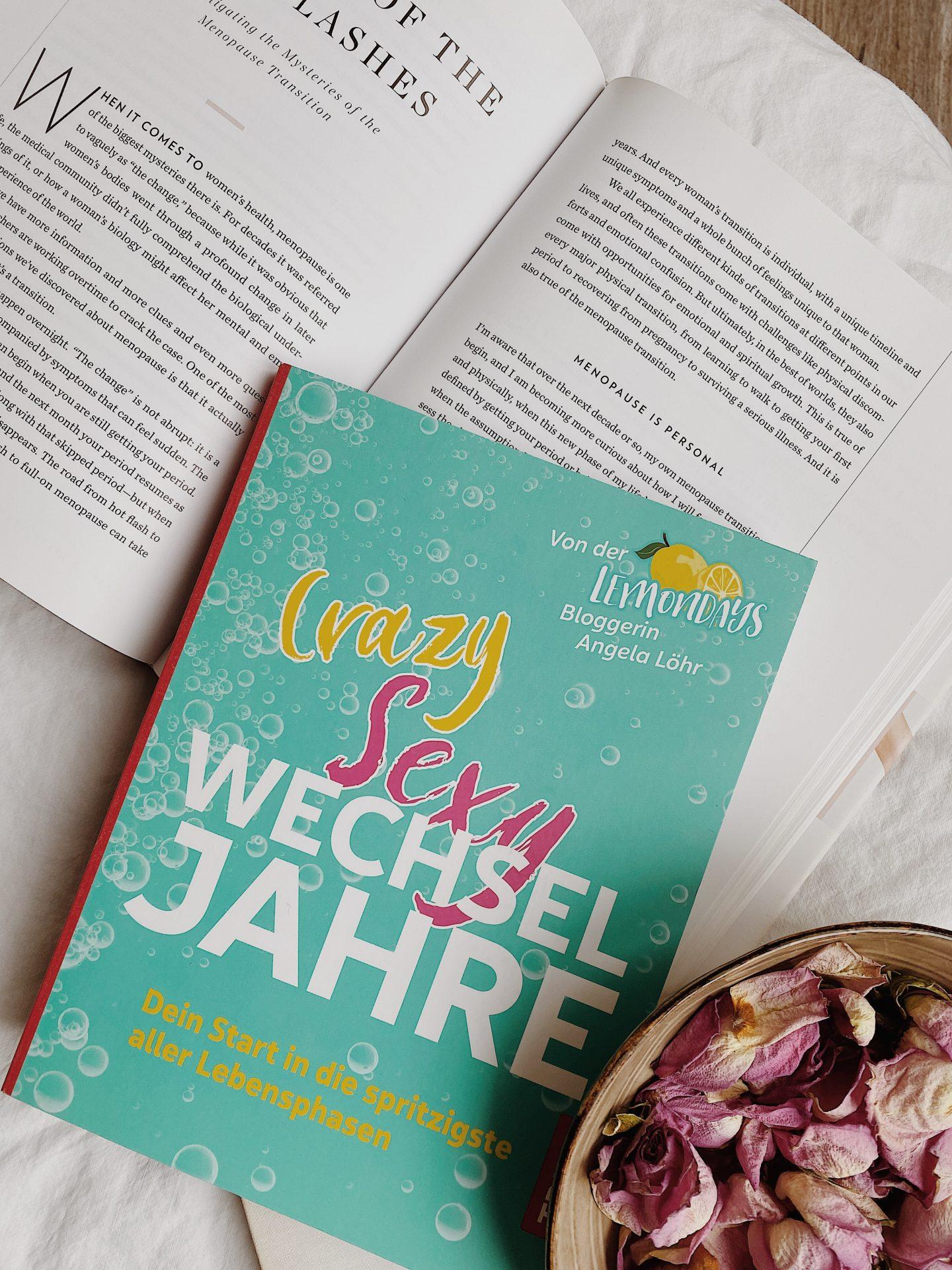 Crazy Sexy Wechseljahre-Gela-Löhr-Buch