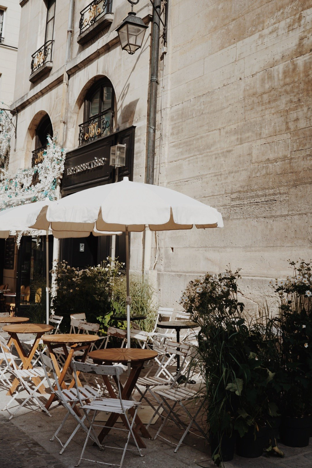 Restaurant in Le Marais